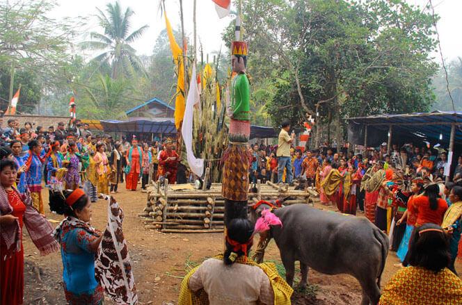 Tiwah Ritual – Central Kalimantan