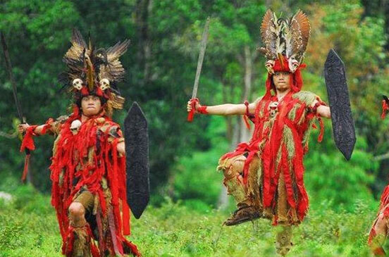 Minahasa Burial convention – North Sulawesi